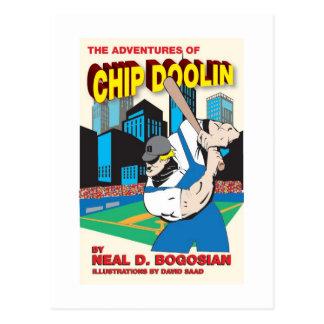 Cartão Postal As aventuras da microplaqueta Doolin