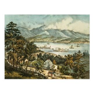 Cartão Postal As montanhas de Catskill