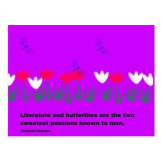 Cartão Postal As paixões as mais doces