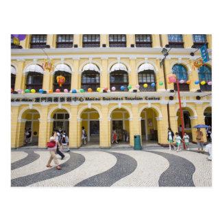 Cartão Postal Ásia, Ásia do nordeste, China, Macau, Macao,