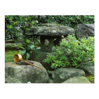 Cartão Postal Ásia, Japão, Nagasaki, Hirado, residência do