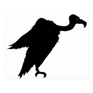 Cartão Postal Assento do abutre