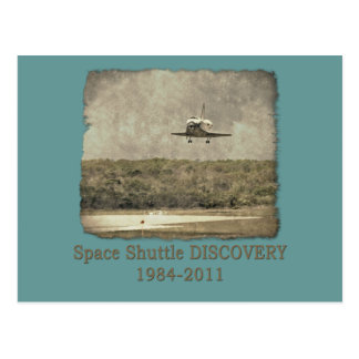 Cartão Postal Aterragem final da DESCOBERTA da canela