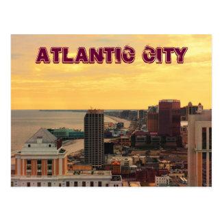 Cartão Postal Atlantic City