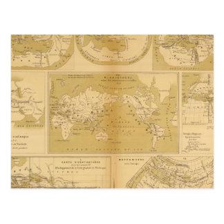 Cartão Postal Atlas