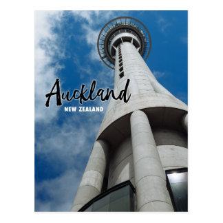 Cartão Postal Auckland Nova Zelândia