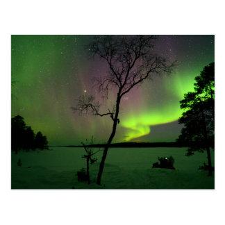 Cartão Postal Aurora