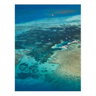 Cartão Postal Austrália, Queensland, costa norte, montes de
