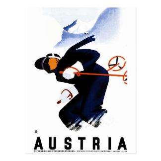 Cartão Postal Áustria