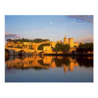 Cartão Postal Avignon, Vaucluse, Provence, France, Rhone