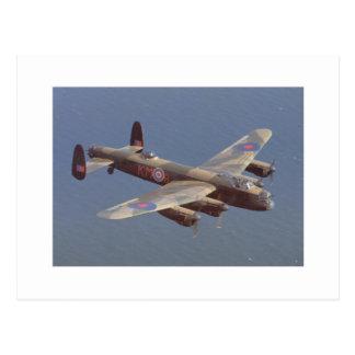 Cartão Postal Aviões de bombardeiro B-25