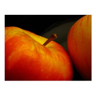 Cartão Postal Bacia de maçãs