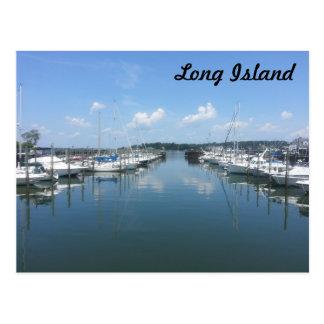 Cartão Postal Baía da ostra, Long Island