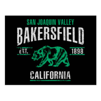 Cartão Postal Bakersfield