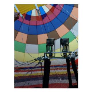 Cartão Postal Balão modelballon-4