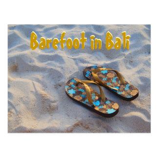Cartão Postal Bali - desejo você estava aqui