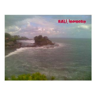 Cartão Postal BALI, Indonésia