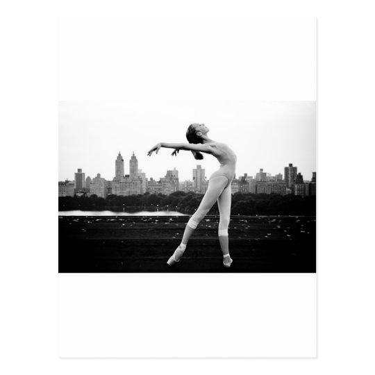 Cartão Postal ballet