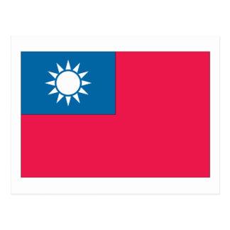 Cartão Postal Bandeira de Formosa