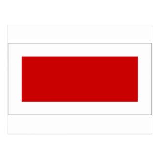 Cartão Postal Bandeira de Khaimah do al de United Arab Emirates