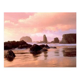 Cartão Postal Bandon Oregon