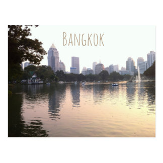 """Cartão postal """"Bangkok""""/postcard """"Bangkok """""""