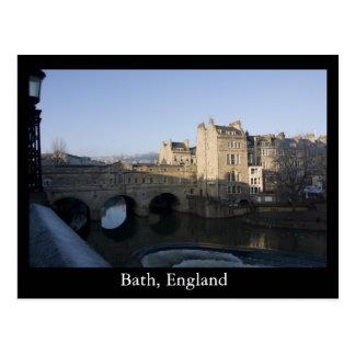 Cartão Postal Banho, Inglaterra