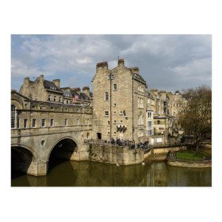 Cartão Postal Banho Inglaterra