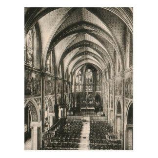 Cartão Postal Basílica de Notre Dame du Sacre-Coeur Paris