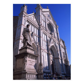 Cartão Postal Basílica Santa Croce 2