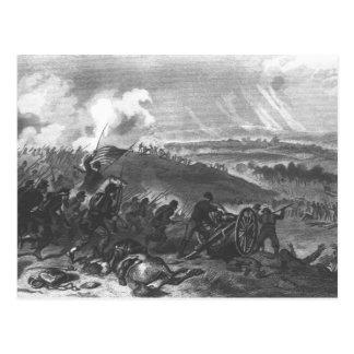 Cartão Postal Batalha de Gettysburg