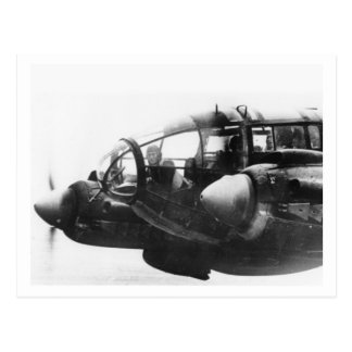 Cartão Postal Batalha de Grâ Bretanha & do raio: #39 He111 a