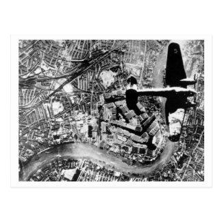 Cartão Postal Batalha de Grâ Bretanha & do raio: #8 sobre a
