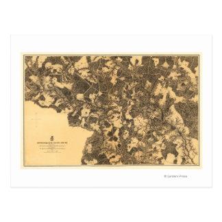 Cartão Postal Batalha do tribunal 2 do Spotsylvania