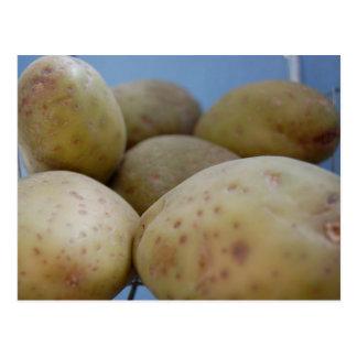 Cartão Postal Batatas