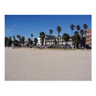 Cartão Postal Bateristas da praia de Veneza