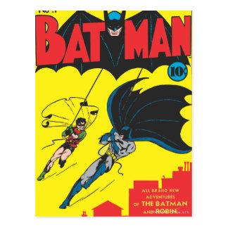 Cartão Postal Batman #1 cómico