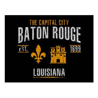 Cartão Postal Baton Rouge