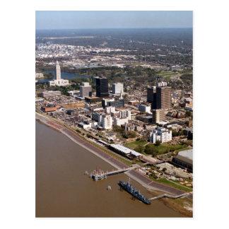 Cartão Postal Baton Rouge Louisiana