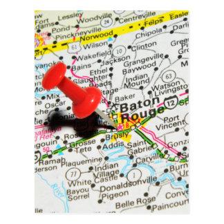 Cartão Postal Baton Rouge, Louisiana