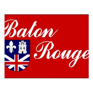Cartão Postal Baton Rouge, os Estados Unidos