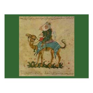 Cartão Postal batuta do ibn