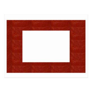 Cartão Postal Beira de pedra de cristal: EDITÁVEL adicione o