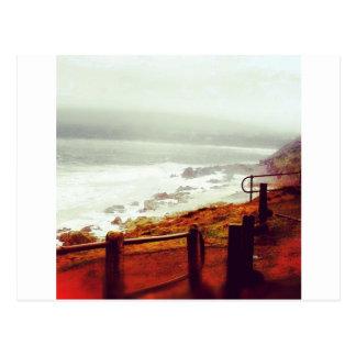 Cartão Postal Beira-mar