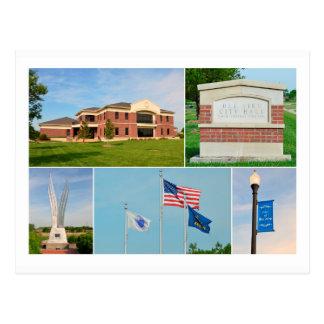 Cartão Postal Bel Aire, Kansas, câmara municipal