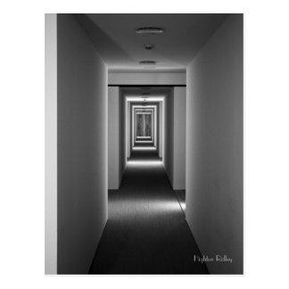 Cartão Postal Belas artes abstratas da arquitetura
