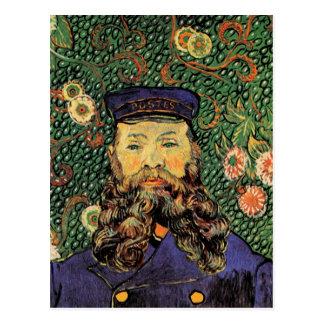 Cartão Postal Belas artes de Joseph Roulin Van Gogh do carteiro