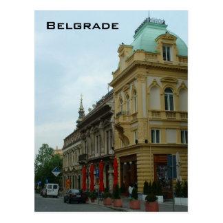 Cartão Postal Belgrado