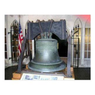 Cartão Postal Bell histórica