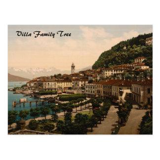 Cartão Postal Bellagio II, lago Como, Lombardy, Italia
